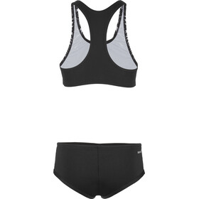 speedo Boom Placement Two-Pieces Swimsuit Women, black/white